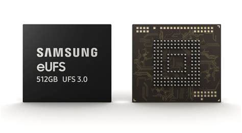 samsung  producing   fast gb ufs  chips