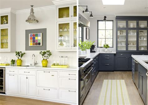grey yellow kitchen gray kitchen cabinets yellow walls quicua