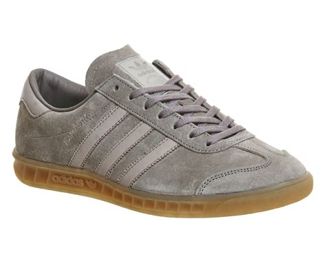 adidas hamburg clear granite trainers shoes ebay