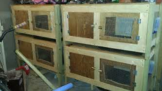 Fancy Rabbit Hutches Ghij Org Diy Rabbit Cages Mostly From Scrap