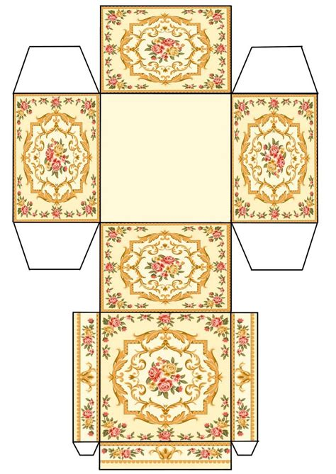 templates for miniature boxes 3127 best printables images on pinterest printable tags