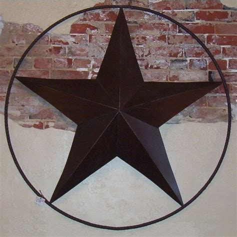 texas star home decor 30 00 24 quot rustic metal star pagan pinterest