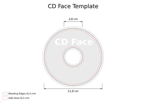 vicky cooper cd cover template