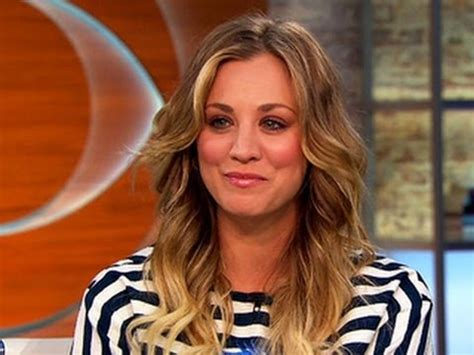 penny lookedbetterwith long hair kaley cuoco sweeting on success of quot the big bang theory