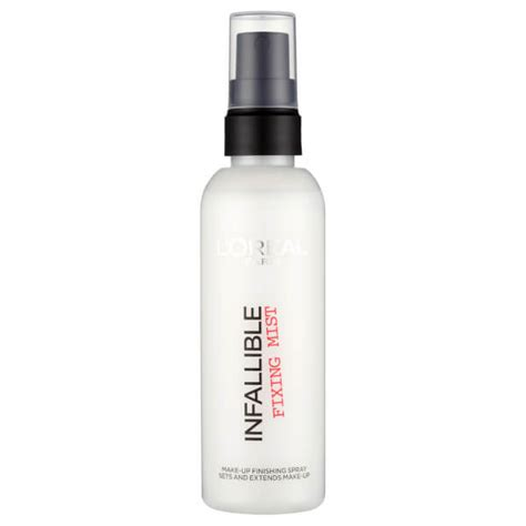 Loreal Mist l or 233 al infallible fixing mist 100ml free