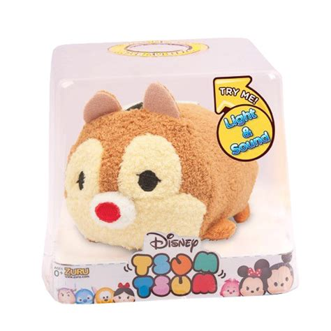 Piyama Tsum Tsum Dale Pendek disney tsum tsum light up sound plush dale toys