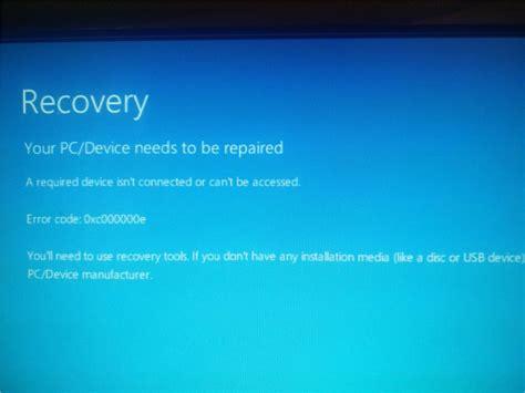 Reset Tool Windows 10   windows 10 recovery tool not working microsoft community