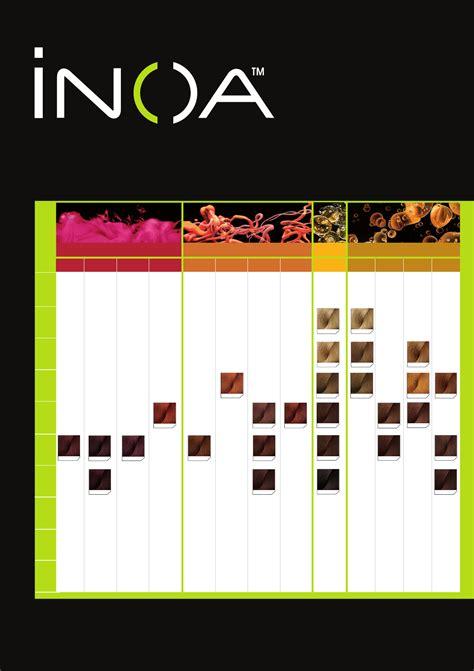 loreal inoa supreme colour chart inoa color chart 28 images tinte loreal inoa free