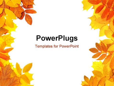 fall powerpoint templates free image gallery autumn powerpoint