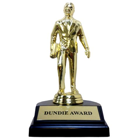 Dundies The Office by Dundie Award Trophy The Office Tv Show Michael