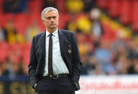 chelsea manager history jose mourinho manchester united manager warned against