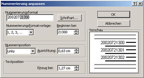 Word Vorlage Eintrittskarte Nummerierung Eintrittskarten In Word Visitenkartenvorlage Technisches Forum Chefkoch De