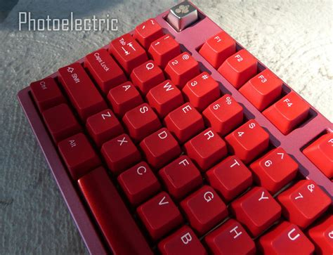 Hao Green Abs Keycap Set review hao abs keycap sets