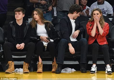 Timberland Stallone Black scarlet and stallone enjoy lakers date