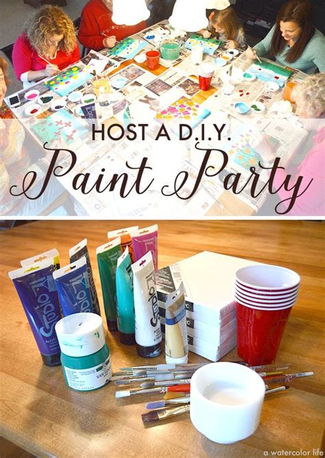 paint nite birthday 25 best ideas about painting on