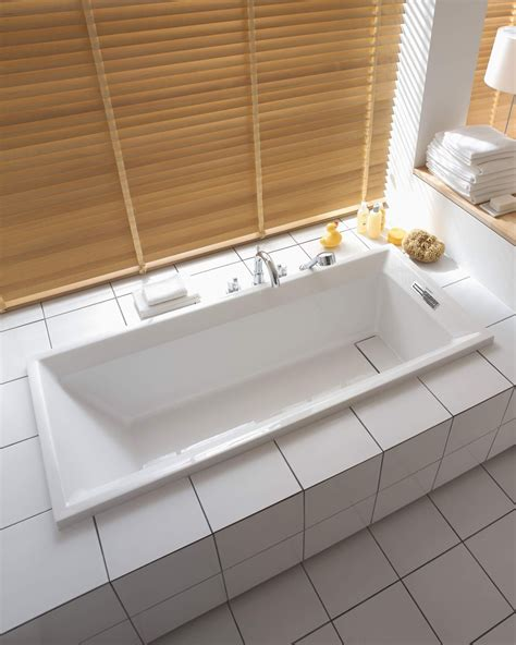 bathroom and bath duravit 2nd floor built in bath with support frame 1700 x 700mm 700084000000000