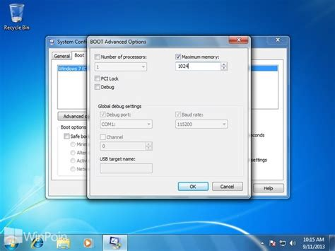 Ram Untuk Windows 7 cara mengatur memory ram maximum di windows 7 winpoin