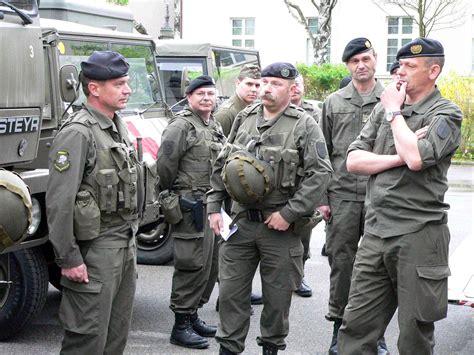 Lebenslauf Grundwehrdienst Ausbildung bundesheer verbands 252 bung kombatt072 fotogalerien