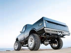 lifted 1972 chevy k10 show truck the 1947 present
