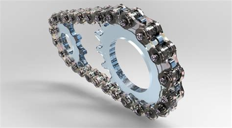 solidworks tutorial chain tips of the trade grabcad news