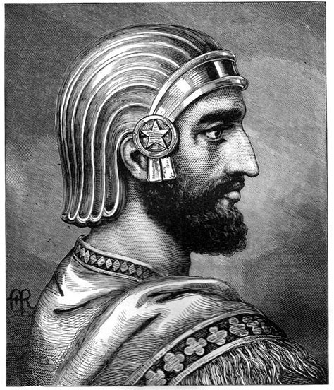 biography of xerxes cyrus the great biography the great king of persia