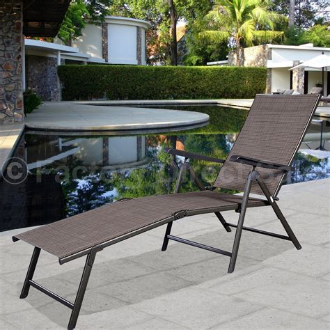 Adjustable Lounge Chair Outdoor Design Ideas Pool Chaise Lounge Chair Recliner Outdoor Patio Furniture Adjustable New Last Reviews