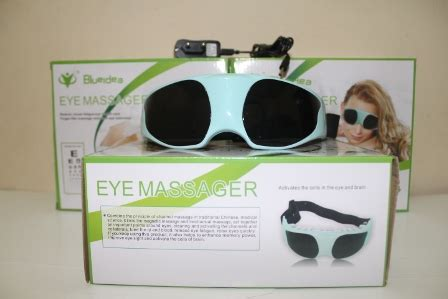 Pijat Mata Eye Massager Blueidea blueidea eye care massager alat pijat mata kacamata