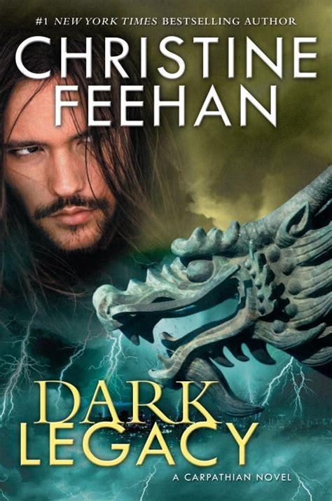 promises carpathian novel a legacy by christine feehan