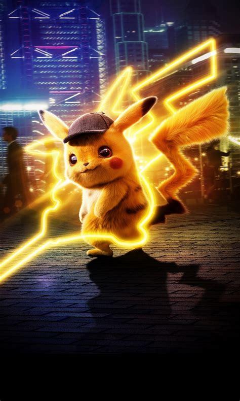 pokemon detective pikachu   wallpapers hd