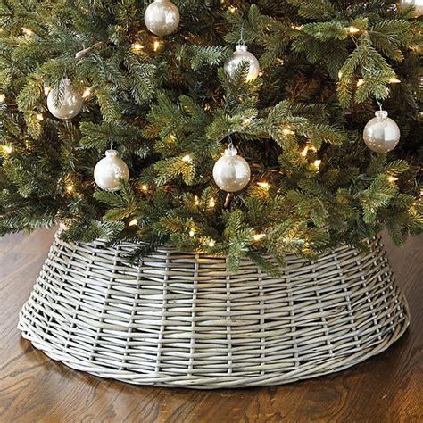 willow christmas tree basket traditional christmas