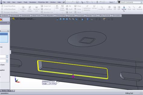 solidworks tutorial iphone tutorial making iphone 4s in solidworks part 4 grabcad