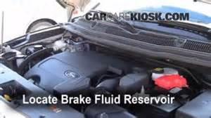 Check Brake System Ford Explorer Fix Hose Leaks 2011 2014 Ford Explorer 2011 Ford