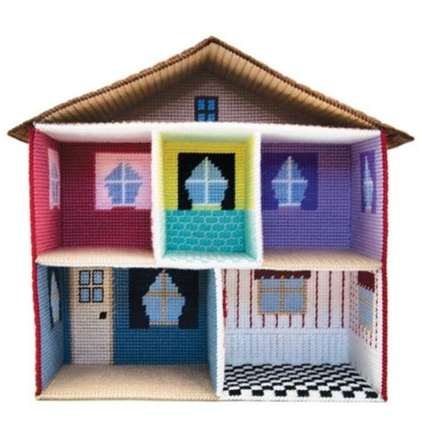 plastic dolls houses pin by nicole duvall on plastic canvas pinterest