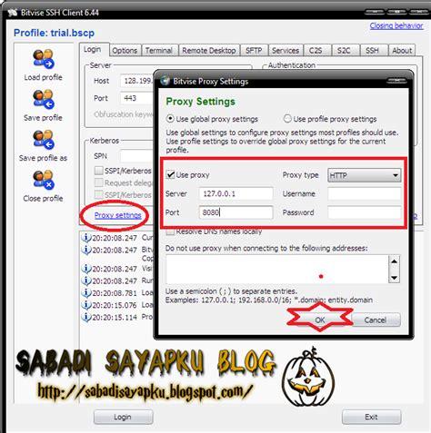 setting psiphon telkomsel cara menggabungkan psiphon dengan ssh di pc full tutorial