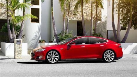 Tesla Model S Waiting List Tesla Model S China Sales Robust Electric Car Waiting
