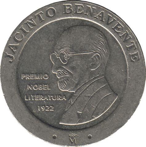 200 pesetas jacinto benavente spain numista