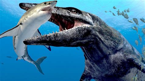 Dinosaurs In The Sea by Top 10 Terrifying Sea Dinosaurs