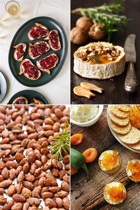 thanksgiving appetizer recipes popsugar food