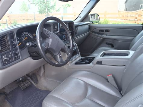 Chevrolet Tahoe Interior by 2004 Chevrolet Tahoe Interior Pictures Cargurus