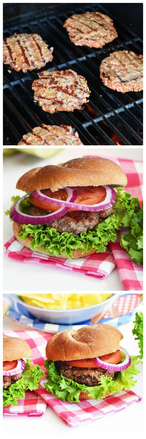 backyard burger recipe hearty backyard burger recipe