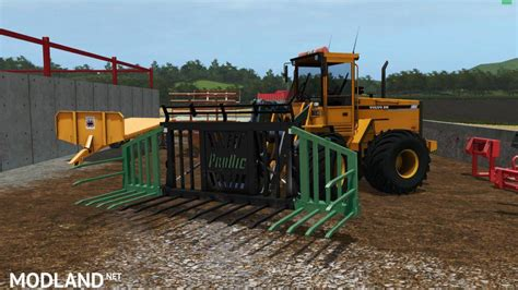 ls plus creek prodig buck rake v 1 0 mod farming simulator 17