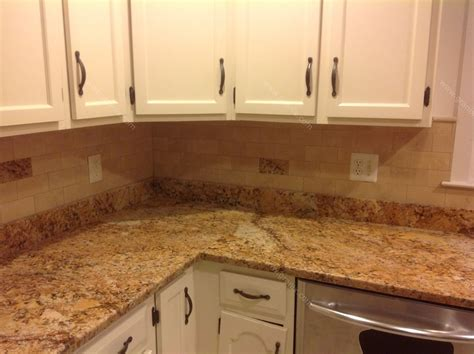 Kitchen Countertops And Backsplash by Baltic Brown Granite Countertop Pictures Backsplash