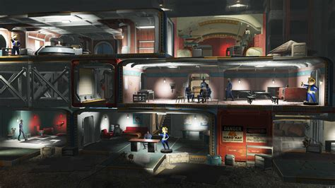 How To Create Your Own Floor Plan by Fallout 4 S Newest Add On Lets You Build The Nuclear
