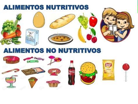 alimentos nutritivos para los niños dise 209 o de proyectos educativos innovadores con tic