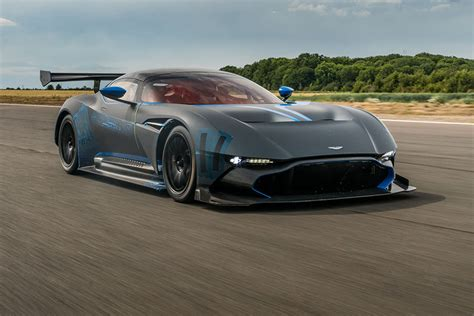 Aston Martin Vulcan at Goodwood   The Awesomer