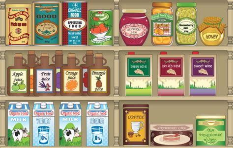What Food Has The Shelf by Organic Foods From Healthy Food To Healthy Profits