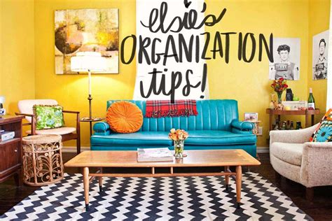 organizational tips elsie s organization tips a beautiful mess