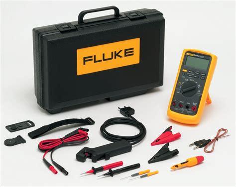 Automotive Multimeter fluke 88v a 88v automotive multimeter combo kit