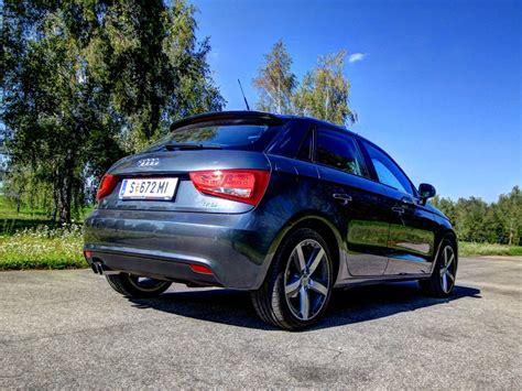 Audi A1 Sportback 1 2 Tfsi Test by Audi A1 Sportback 1 4 Tfsi S Tronic Ambition Testbericht