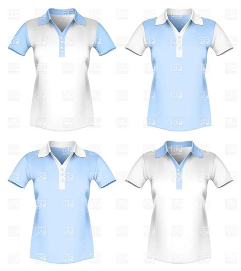 polo shirt template polo shirt template vector image 4981 rfclipart